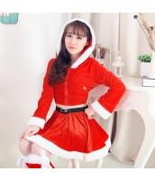クリスマスコスプレ レディースサンタクロース コスチューム xm1064-3