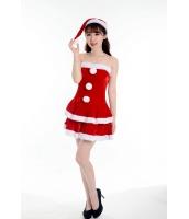 クリスマスコスプレ レディースサンタクロース コスチューム xm1067