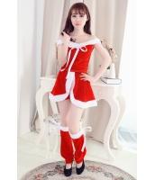 クリスマスコスプレ レディースサンタクロース コスチューム xm1068-1
