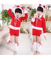 クリスマスコスプレ レディースサンタクロース コスチューム xm1070