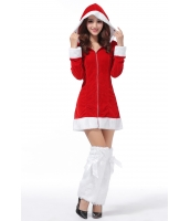 クリスマスコスプレ レディースサンタクロース コスチューム xm1082