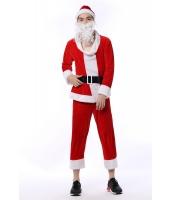 クリスマスコスプレ サンタクロース コスチューム xm1084-1