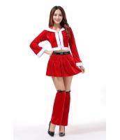 クリスマスコスプレ レディースサンタクロース コスチューム xm1087