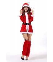 クリスマスコスプレ レディースサンタクロース コスチューム xm1088