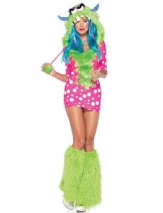 【即納】動物 アニマル 着ぐるみ パーティ衣装 コスチューム コスプレ メロディモンスター tk-yy1337-f-gz【カラー:画像】【サイズ:フリー】